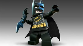 The LEGO Batman Wallpaper Background