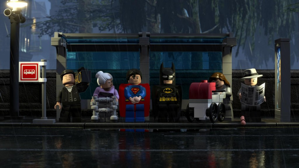 The LEGO Batman wallpapers HD