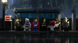 The LEGO Batman Wallpaper Download Free