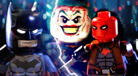 The LEGO Batman Wallpaper For Desktop