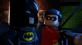 The LEGO Batman Wallpaper Free