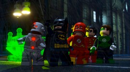 The LEGO Batman Wallpaper Gallery