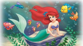 The Little Mermaid Best Wallpaper