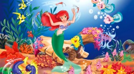 The Little Mermaid Wallpaper Gallery