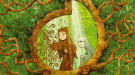 The Secret of Kells Wallpaper