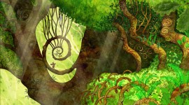 The Secret of Kells Wallpaper Free
