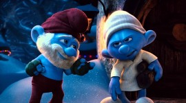 The Smurfs Desktop Wallpaper For PC