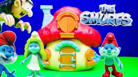 The Smurfs Desktop Wallpaper Free
