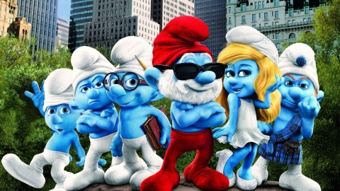 The Smurfs wallpapers high quality