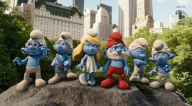 The Smurfs Wallpaper Free