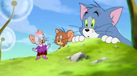 Tom And Jerry Desktop Wallpaper HD