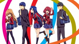 ToraDora Aircraft Picture