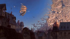 Treasure Planet Photo Free