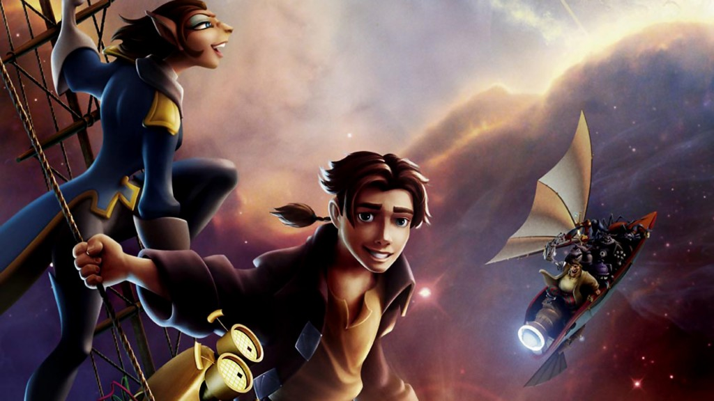 Treasure Planet wallpapers HD