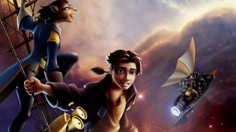 Treasure Planet wallpapers high quality