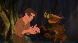 Treasure Planet Wallpaper Free