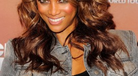 Tyra Lynne Banks Wallpaper