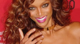 Tyra Lynne Banks Wallpaper For IPhone Download