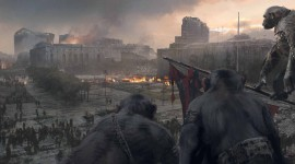 War For The Planet Of The Apes Best Wallpaper