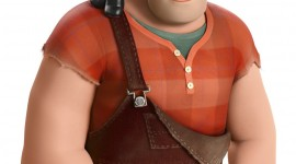 Wreck-It Ralph Wallpaper For IPhone