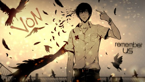 Zankyou no Terror wallpapers high quality