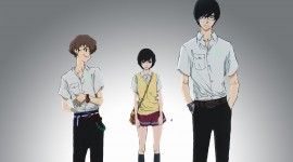 Zankyou no Terror Wallpaper Full HD