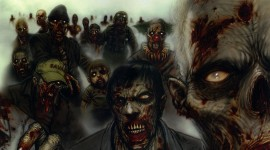 Zombie High Quality Wallpaper