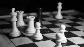 4K Chess Desktop Wallpaper