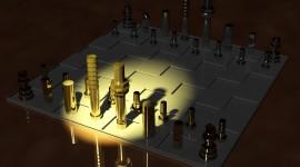4K Chess Desktop Wallpaper For PC