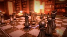 4K Chess Photo