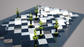 4K Chess Photo Download