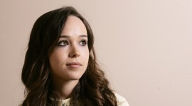 4K Ellen Page Desktop Wallpaper