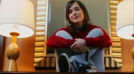 4K Ellen Page Desktop Wallpaper For PC