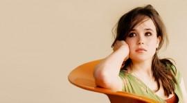 4K Ellen Page Wallpaper