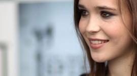 4K Ellen Page Wallpaper For IPhone