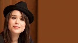 4K Ellen Page Wallpaper Free