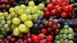 4K Grapes Pics