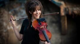4K Violin Photo