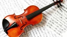4K Violin Wallpaper 1080p