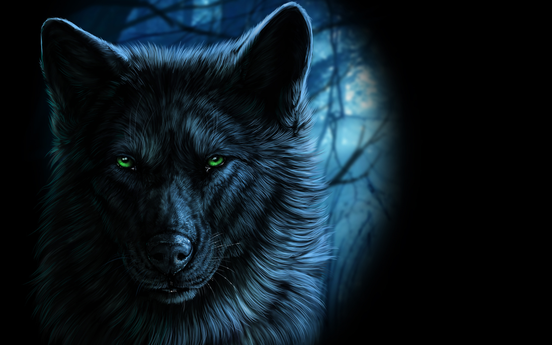 Best Wallpaper High Resolution Wolf - 4K-Wolves-Image  Collection_64682.jpg