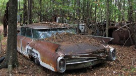 Abandoned Cars Best Wallpaper