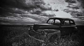 Abandoned Cars Wallpaper Gallery