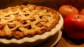 Apple Pie Desktop Wallpaper