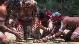 Australian Aborigines Wallpaper Free
