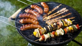 Barbecue Wallpaper