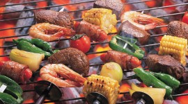 Barbecue Wallpaper Download Free