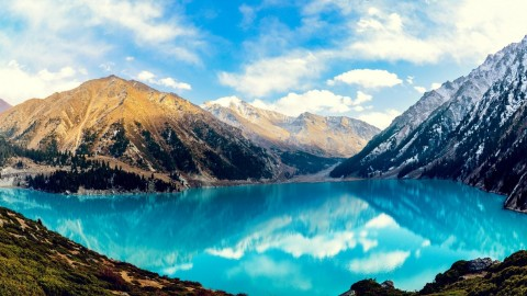 Blue Lake wallpapers high quality