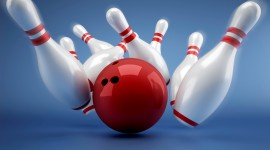 Bowling Wallpaper Full HD