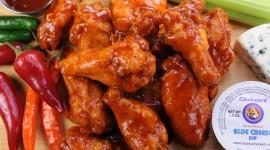 Buffalo Chicken Wings Wallpaper 1080p