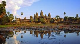 Cambodia Wallpaper 1080p